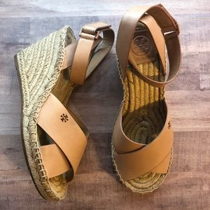 Tory Burch Sandal Wedges